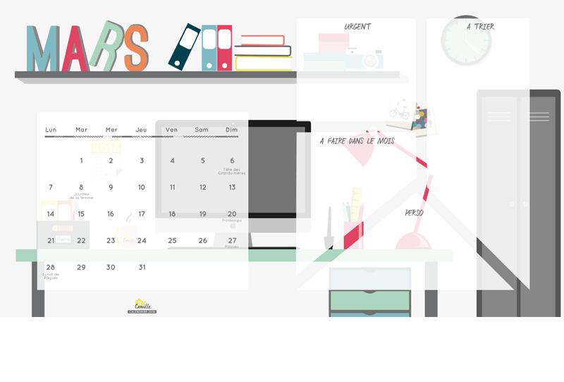 calendrier ann e 2016 cr ation graphique graphiste freelance lyon. Black Bedroom Furniture Sets. Home Design Ideas