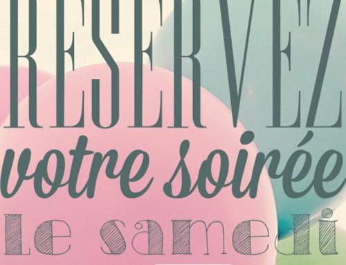 FAIRE-PART D'ANNIVERSAIRE