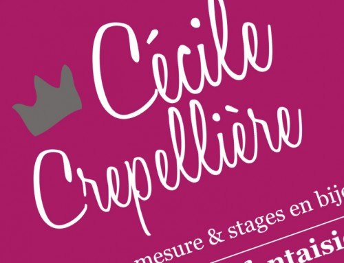CHARTE GRAPHIQUE CECILE CREPELLIERE