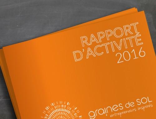 MISE EN PAGE RAPPORT D'ACTIVITE GRAINES DE SOL