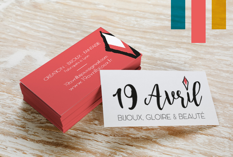 graphisme-logo-19avril-corail-bycamille