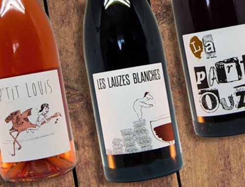 ILLUSTRATIONS ETIQUETTES DE VIN