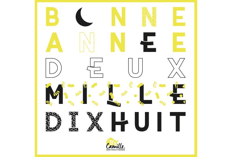 graphisme-carte-de-voeux2018-bycamille