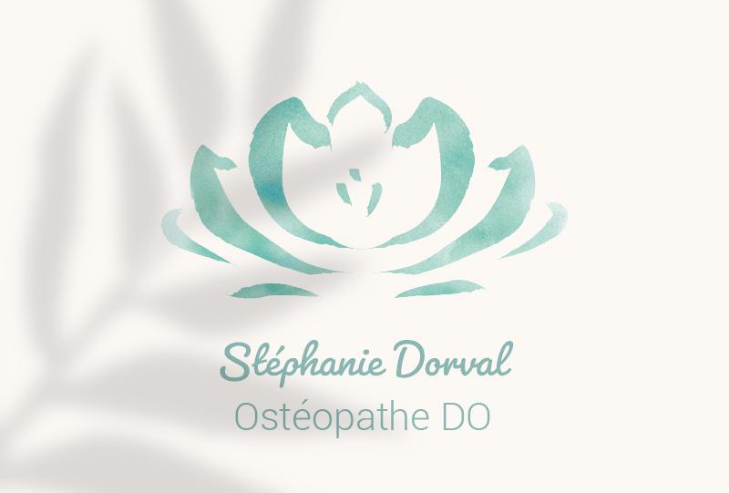 création logo ostéopathe