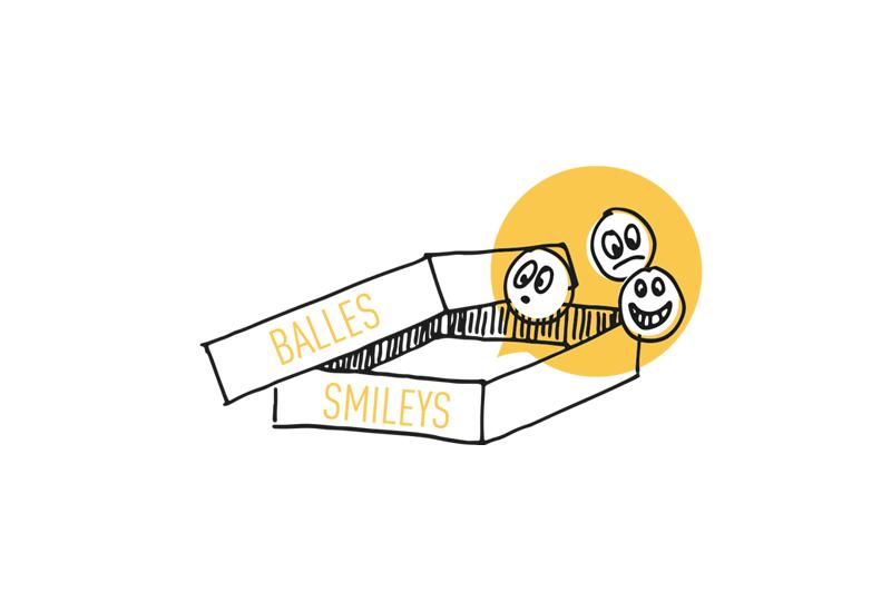 illustration-jeux-balles-smileys-geg-bycamille